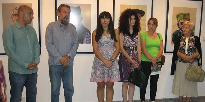Изложба портрета Подгораца