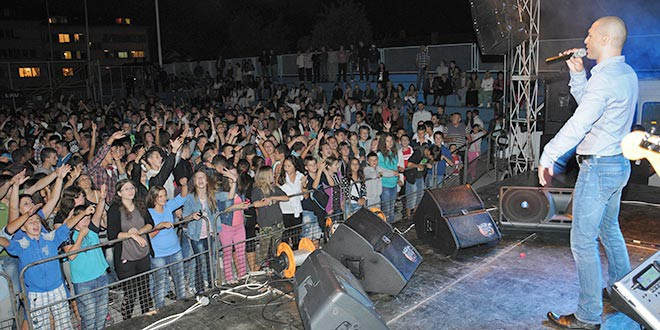 Какав концерт – страшан концерт Топалка